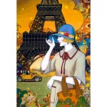 Paris Street 1000 piece jigsaw puzzle