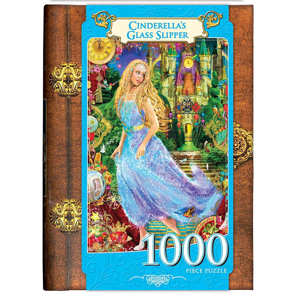 Book Box - Cinderella
