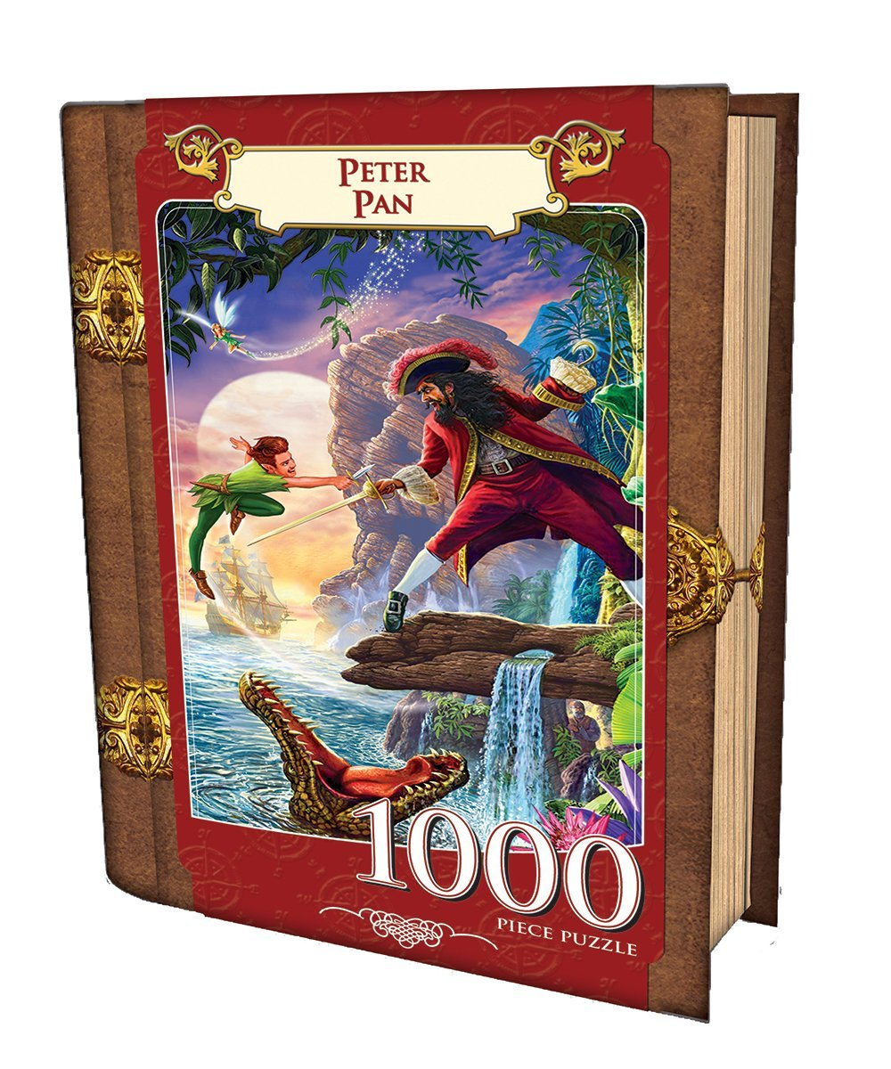 Book Box - Peter Pan