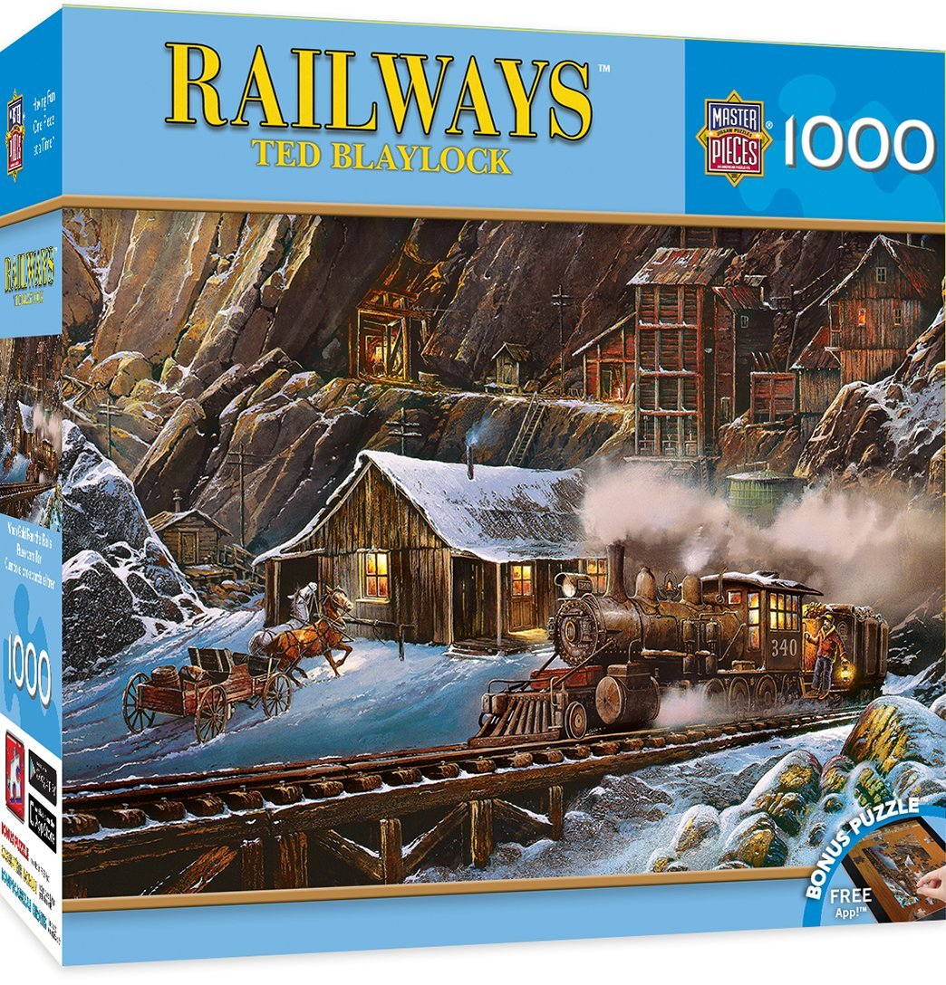 Railways - When Gold Ran The Rails
