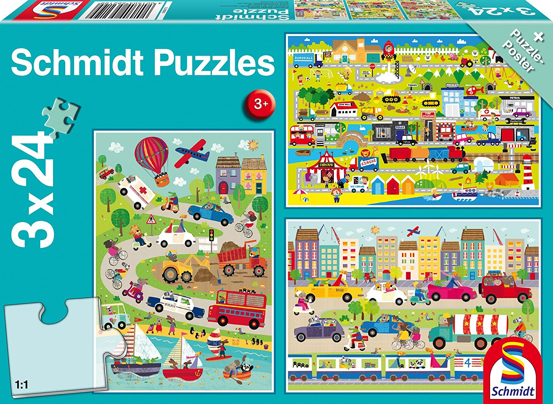 auto puzzle spiele