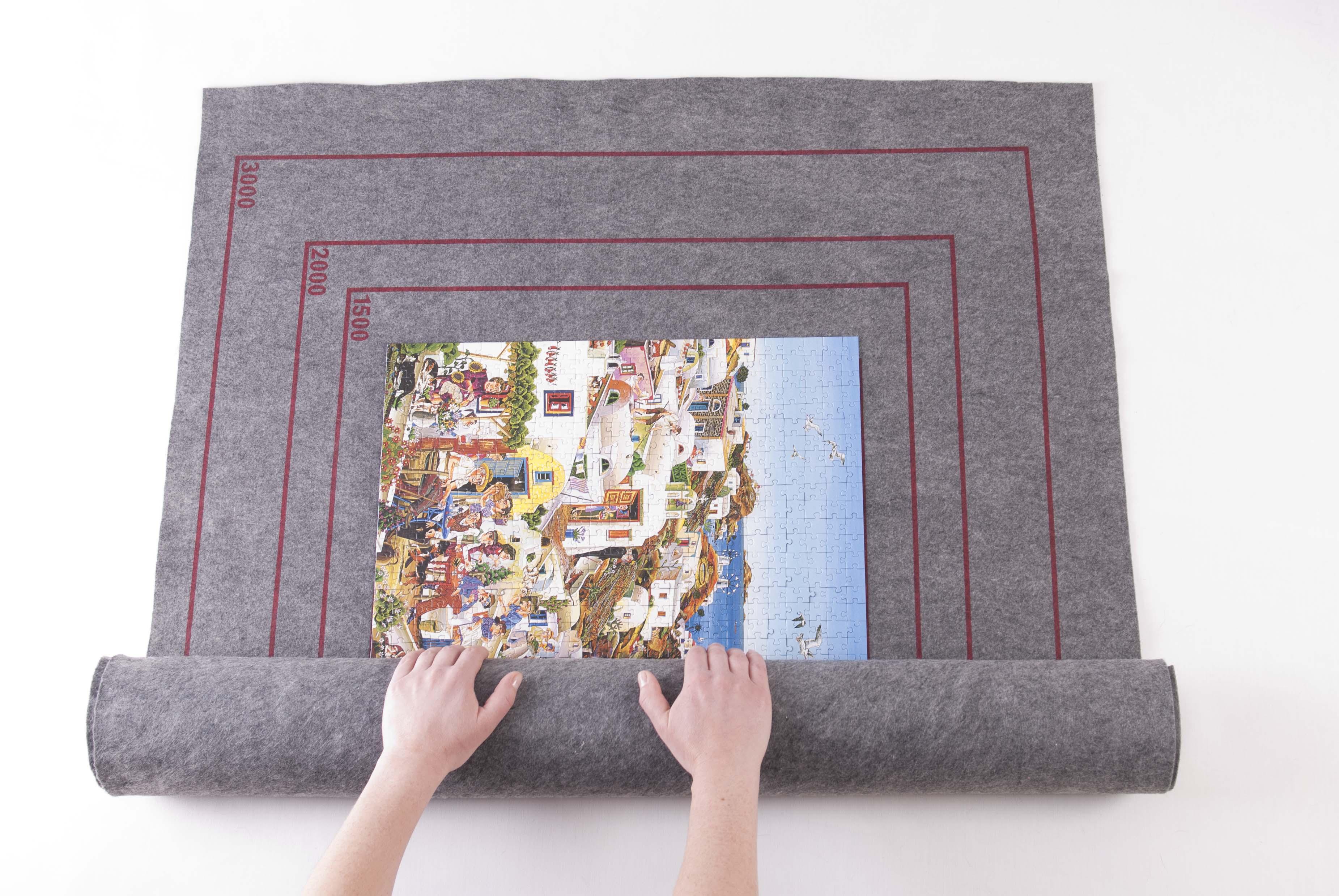 коврик для сборки пазл на 3000 элементов