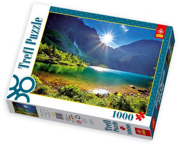 Jigsaw Puzzle - 1000 Pieces - Morskie Oko Lake, Poland
