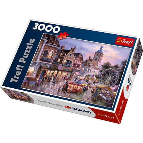 Jigsaw Puzzle - 3000 Pieces : Carnival