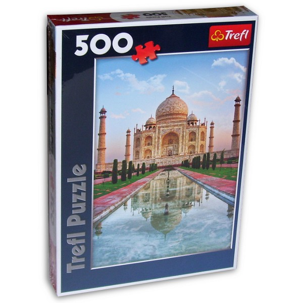 Jigsaw Puzzle - 500 Pieces : Taj Mahal