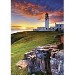 Jigsaw Puzzle - 1000 Pieces - Rua Reidh Lighthouse, Scotland